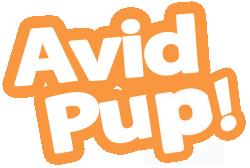AvidPup website logo
