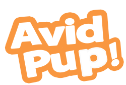 avidpup website logo
