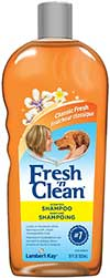 Fresh 'n Clean Lambert Kay Scented Dog Shampoo
