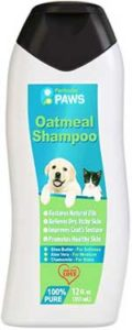Particular Paws Oatmeal Dog & Cat Shampoo,