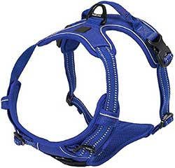 Chai's Choice 3M Reflective Dog Harness