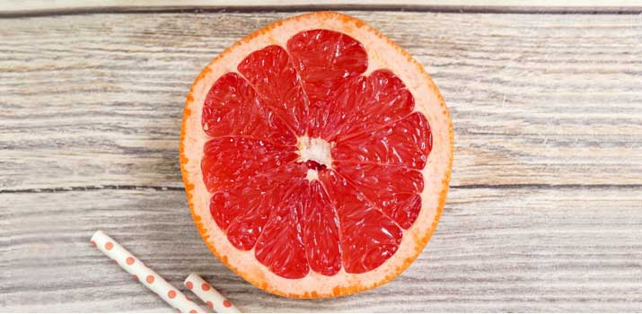 Grapefruit for dog