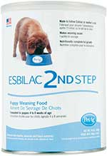 PetAg Esbilac 2nd Step Puppy Weaning Food