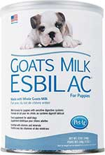 PetAg Goat's Milk Esbilac Puppy Powder