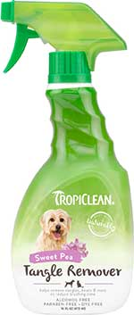 TropiClean Tangle Remover Spray