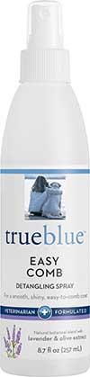 TrueBlue Pet Products Easy Comb Detangling Dog Spray, 8.7-oz bottle