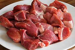 raw dog food to combat cushings in dogs