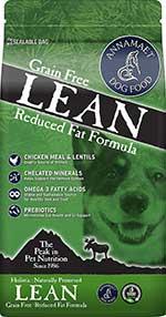 Annamaet Grain-Free Lean Low Fat Formula Dry Dog Food