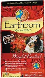 Earthborn Holistic Weight Control Grain-Free Dry Dog Food