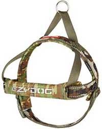 EzyDog Quick Fit Dog Harness