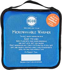 K&H Pet Products Microwavable Cat & Dog Bed Warmer