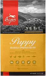 ORIJEN Puppy Grain-Free Dry Puppy Food