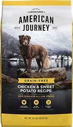 American Journey Chicken & Sweet Potato Recipe Grain-Free Dry Dog Food